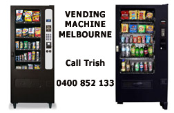Melbourne Vending Machine