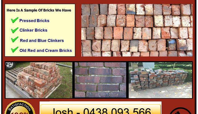 2nd Hand Bricks Frankston