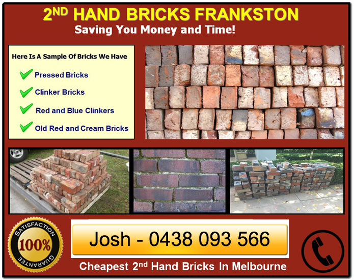 2nd Hand Bricks Frankston