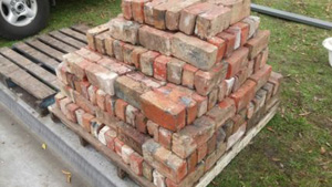 second hand clinker bricks for sale
