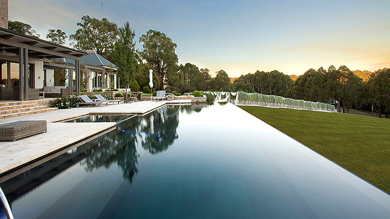 Melbourne Concrete Pool Builder