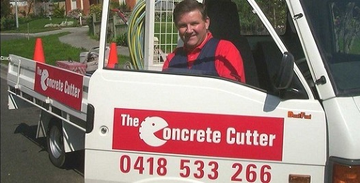 The Concrete Cutting Company