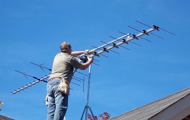 antenna installer expert