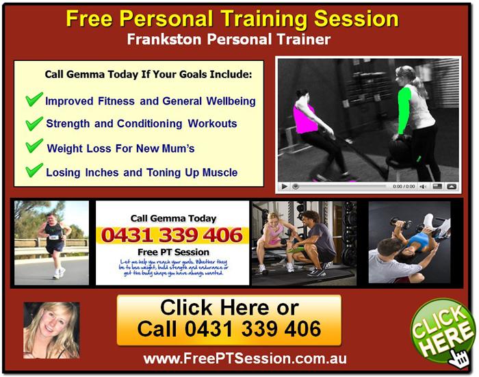 Personal Trainer Frankston