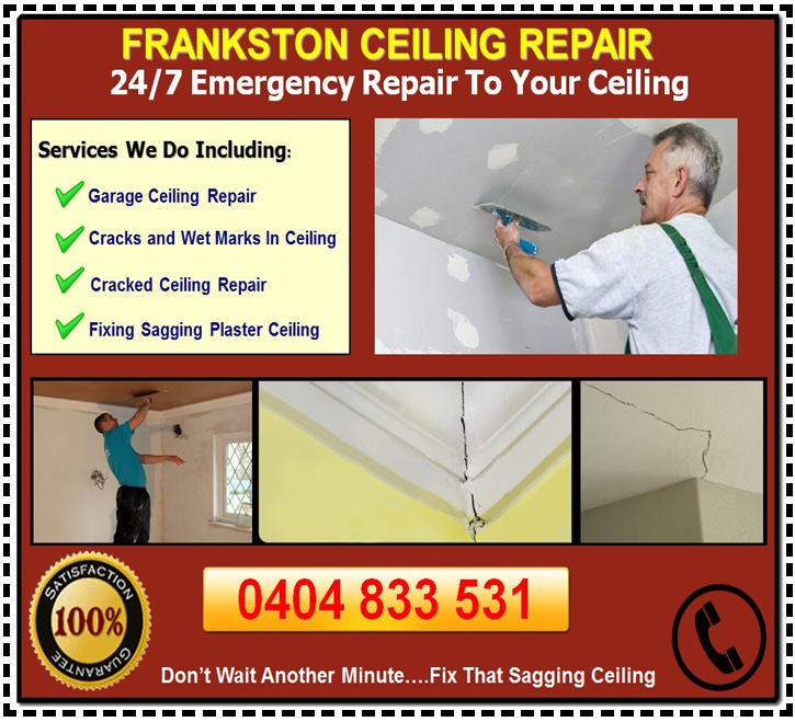Frankston Ceiling Repairs