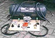 gas conversion Frankston