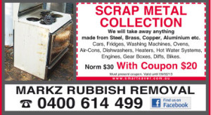 hard rubbish collection frankston