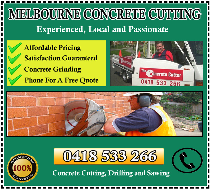 Melbourne Concrete Cutting