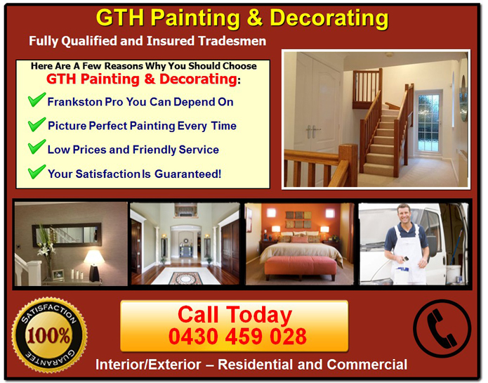 Best Exterior House Painter Frankston Has To Offer