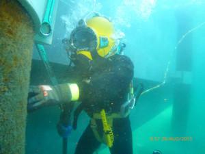 Professional Diving Services Melbourne
