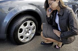 flat tyre repair frankston