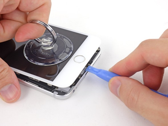 How to replace a screen on an iphone 6
