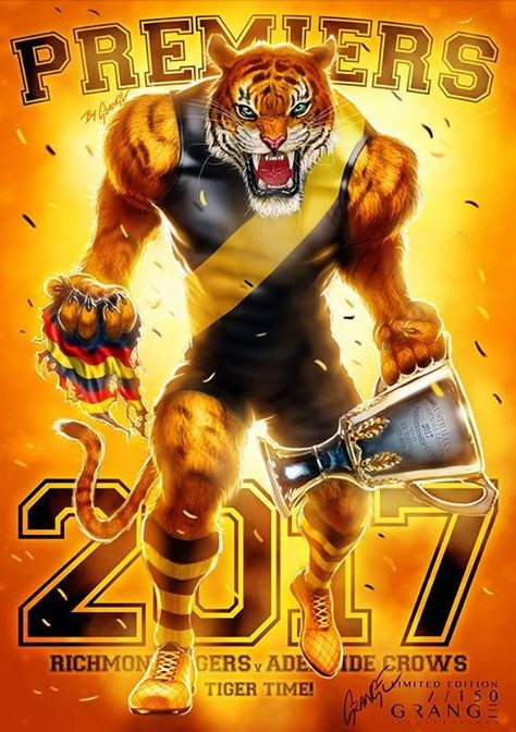 Richmond Premiers 2017 Richmond