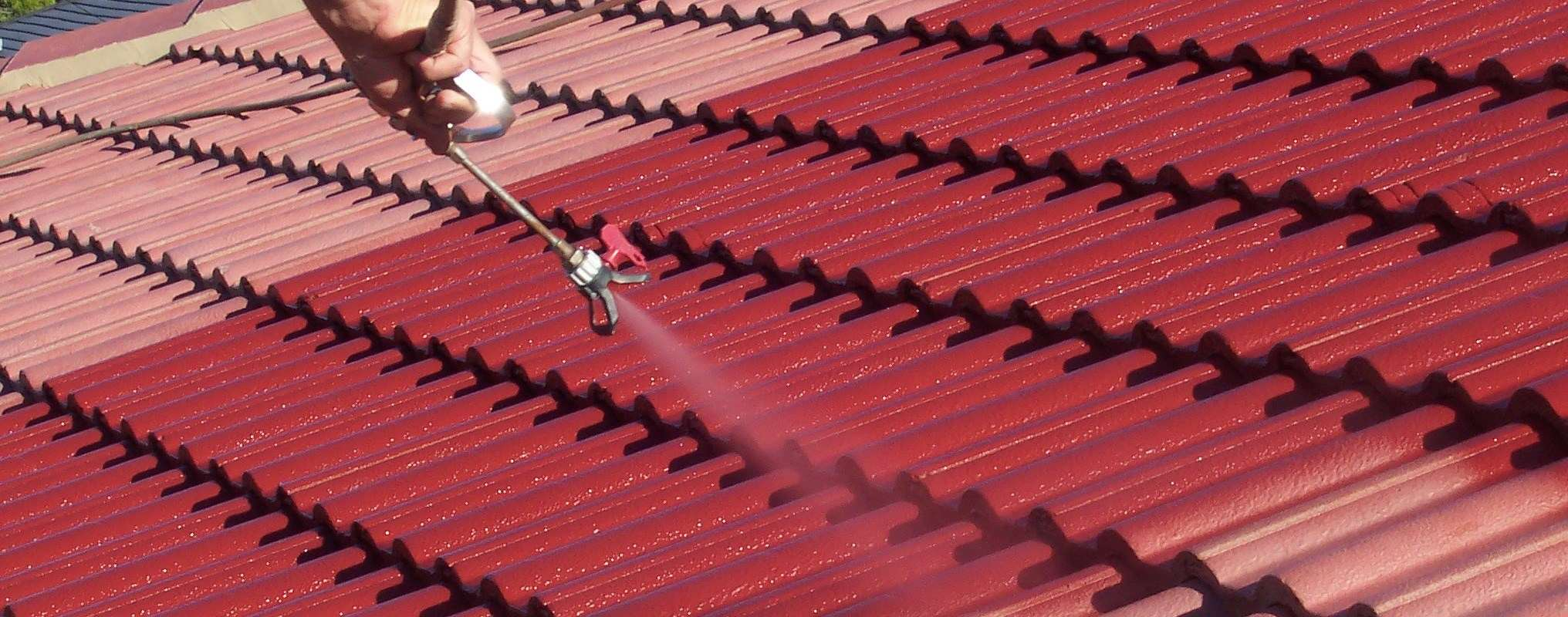 Roof Restoration for Tiled Roofs