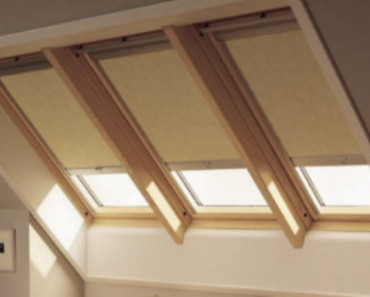 Skylight Heat Reduction Blind