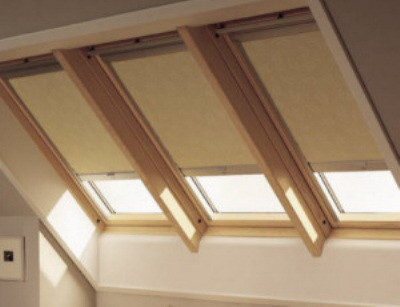 Skylight Heat Reduction Blind