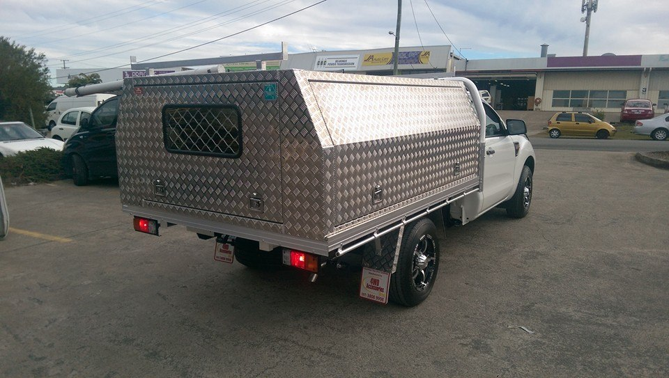4WD Ute Canopies For Sale